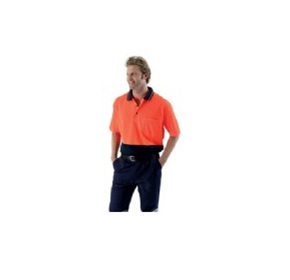 High Visibility Clothing - Bisley 2 tone Hi Vis Polo Shirt