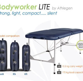 Physiotherapy & Sports Medicine Treatment Table | Bodyworker Lite