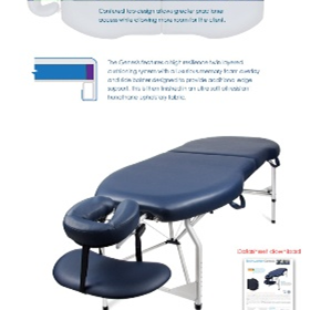 Portable Massage Table | Bodyworker Genesis