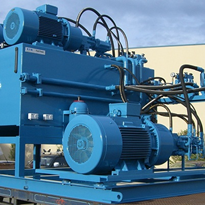 Power Unit Design & Manufacture