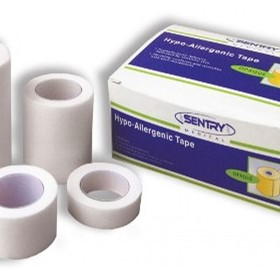 Hypo-Allergenic Paper Tapes