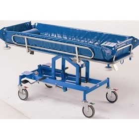 Mobile Shower Trolley