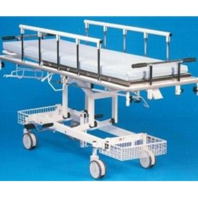 Accident & Emergency Patient Trolley