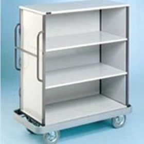 Clean Linen Trolley