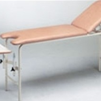 Examination Couch with Lithotomy Cut Out