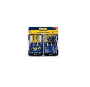 Timber Drill Bits - Irwin Speedbor Max 6 Piece