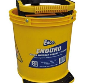 Cleaning Equipment - Edco Plastic Wringer Bucket