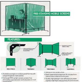 Mobile Welding Screen | Flash Hog