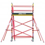 Mobile Scaffold Towers - 2600 Series Fibreglass