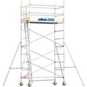 Mobile Scaffold Towers - 2600 Series Aluminium