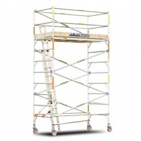 Aluminium Mobile Scaffold Tower | 1600 Series
