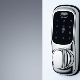 Lockwood 001Touch Electronic Keyless Deadlatch