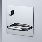 Lockwood Artefact Plate Door Furniture