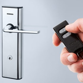 Nexion Vision Keyless Entry Lockset