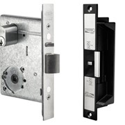 Lockwood Padde ES2100 Series Monitored Electric Strike