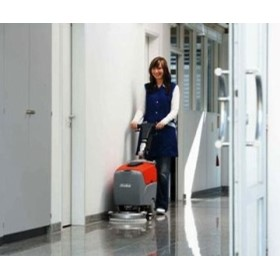 Commercial Floor Scrubber | Scrubmaster B12