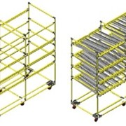 King Pipe Rack – Flow Rack.