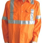 Kikarse Workwear | NSW Drill Rail Shirt