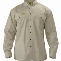 Insect Repellent Clothing | Bisley IP Mini Twill Shirt