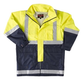 Hi-Vis Jacket | Storm Waterproof