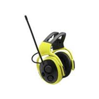 "Safety Earmuffs | MSA Left/Rightâ""¢ AM/FM"