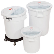 Ingredient Bins and Food Storage Containers | Rubbermaid ProSave