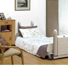 Floor Level Electric Bed