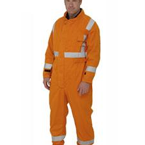 Heat Resistant Fabric | Glo-Safe Nomex Overalls