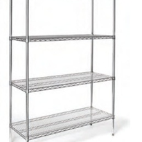 4 Shelf Unit | Rapini R1001