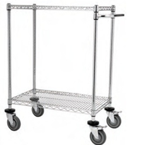 Wire Shelf Trolley | Rapini R2310