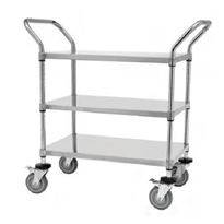 Solid Shelf Trolley | Rapini R2450