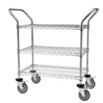 Wire Shelf Trolley | Rapini R2350