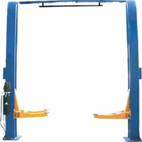 Car Hoist - Two Post 5.5 Tonne Manual Release.
