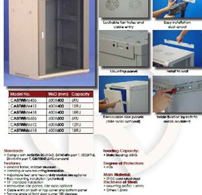 Cabinet Range - WM Series