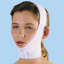 Post Surgical Facial Compression Garment