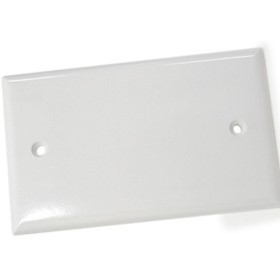 Blank Face Plate