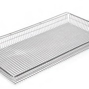 Sliding Basket 100mm Deep | Rapini SB1220