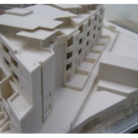 Architectural Prototyping | Plaster Composites