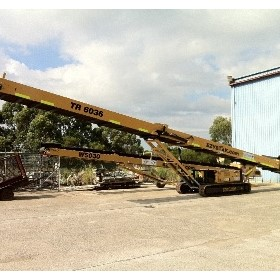 Ezystak | Tracked Conveyor | T-6036 (60ft) 18m