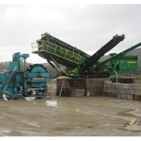 Wash Plant | Sand & Gravel | McClosky S190