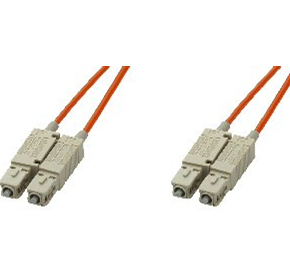 Fibre Optic Patch Leads - OM1 62.5 – 125 um (Micro Meters)