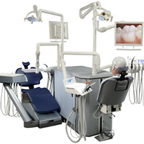 Simulation Workstations - Sirona