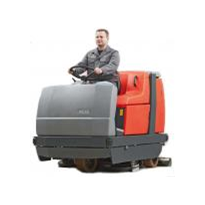 Ride On Floor Scrubber | Scrubmaster B310
