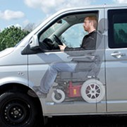 Wheelchair Accessible Self-Drive System | Carony Go & Uni Loc