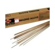 Brazing Alloy Rods - 56% Bare Silver