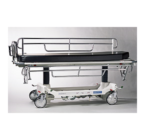 Hydraulic Stretcher with AirGlide Rails | 462APA