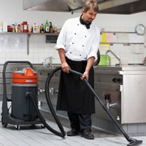 Industrial Wet / Dry Vacuums | Cleanserv L2-70