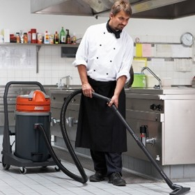 Industrial Wet / Dry Vacuum Cleaner | Cleanserv L2-70