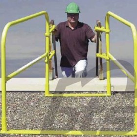 Roof Access System | Ladder Guard