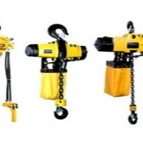 Air Chain Hoist | 200 kg - 30 Tonne